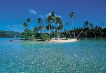 Isla Taha'a